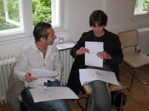2 Teilnehmer